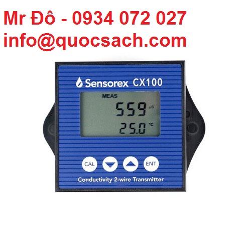Nhà phân phối Sensorex thiết bị đo PH tại Việt Nam1