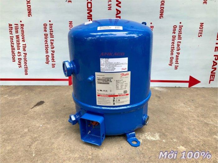 Ắp đặt, thay mới ( Block ) Máy nén lạnh Danfoss Piston MT64/ MT80/ MT100/ MT125/ MT160 tận nơi tại Bình Dương0