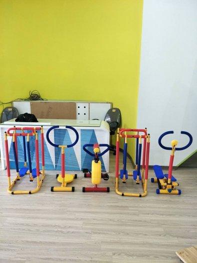 Thiết bị tập gym cho bé mầm non nâng cao thể lực3