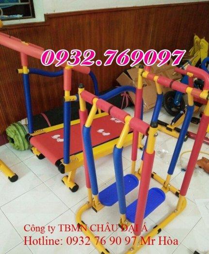 Thiết bị tập gym cho bé mầm non nâng cao thể lực2