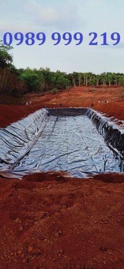 Bạt Hdpe 1mm 1.5mm 2mm trải Lót Hồ Nuôi Thủy Sản,dải đường,bãi rác,hố biogas5