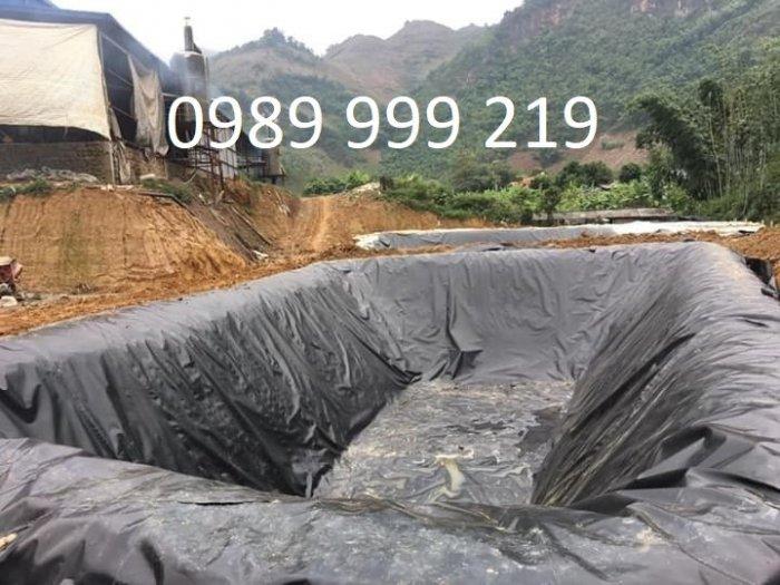 Bạt Hdpe 1mm 1.5mm 2mm trải Lót Hồ Nuôi Thủy Sản,dải đường,bãi rác,hố biogas2