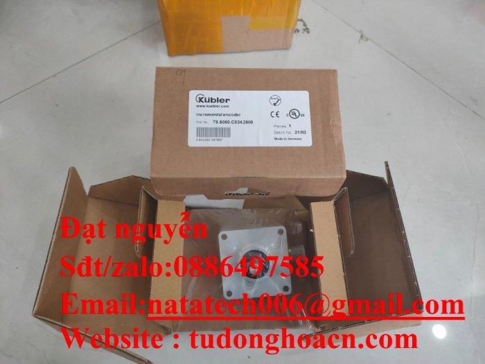 T8.5000.C824.2500 Kubler encoder chính hãng Đức Mới 100%0