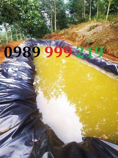 Bạt trải bãi rác hdpe 0.5zem giá rẻ nhất 20214