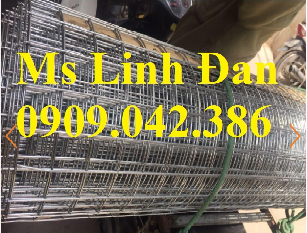 Lưới thép hàn mạ kẽm ph 3 mắt 50x50, lưới thép hàn mạ kẽm, lưới thép hàn ô vuông8
