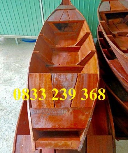 Thuyền gỗ trưng hải sản, Thuyền gỗ 2m, 2m5, 3m, Xuồng gỗ 4m, 5m3