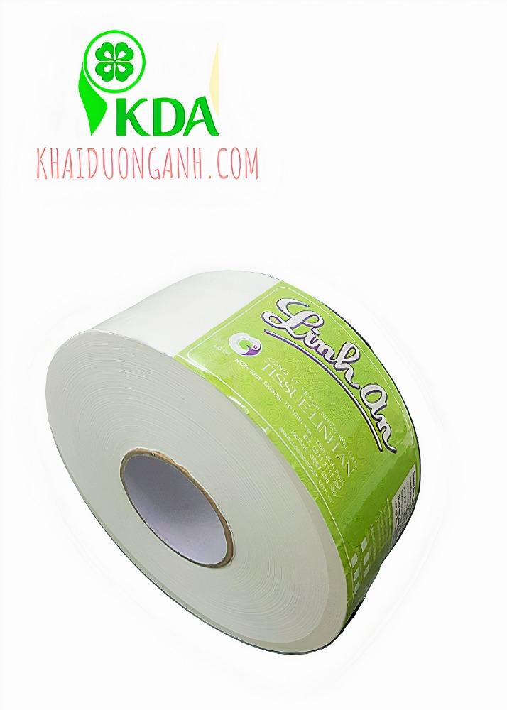 Giấy vệ sinh cuộn lớn chất lượng, giấy vệ sinh giá tốt khu vực Miền Tây1