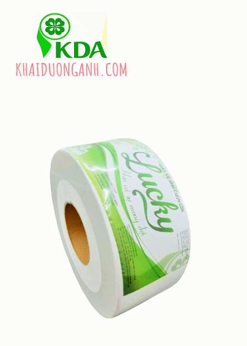 Giấy vệ sinh cuộn lớn chất lượng, giấy vệ sinh giá tốt khu vực Miền Tây0