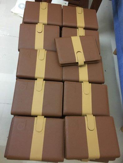 Xưởng sản xuất sổ da , sổ tay theo yêu cầu1