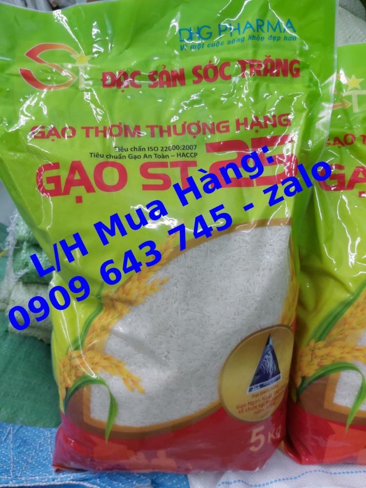 Bao Đựng Gạo 5kg Giá Rẻ0