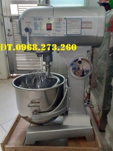 Máy trộn bột làm bánh B20L (5kg) trộn 3 tốc độ2
