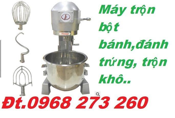 Máy trộn bột làm bánh B20L (5kg) trộn 3 tốc độ0