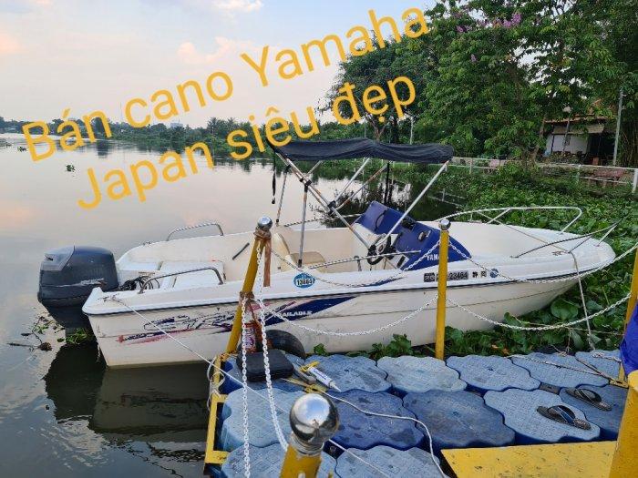 Bán ca nô gia đình Yamaha Japan0