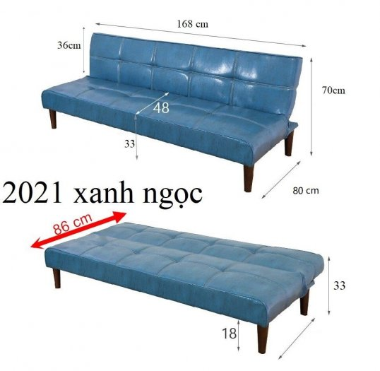 Top 10 mẫu sofa giường đẹp đa năng giá rẻ nhất hiện nay7