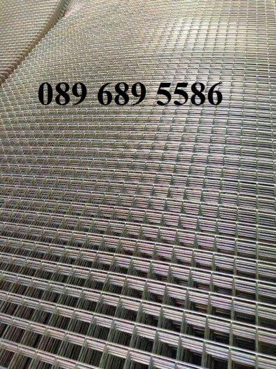 Tấm thép đổ bê tông, Lưới thép hàn phi 4, Phi 5, phi 6 a 200x200, D6 a 150x1501