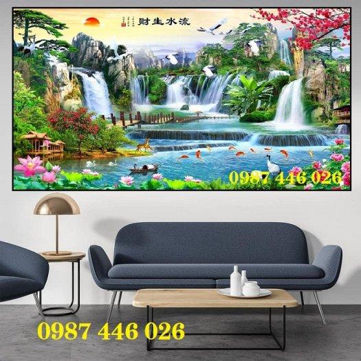 Tranh 3d, gạch trang trí, tranh ốp tường trên gạch  HP28576