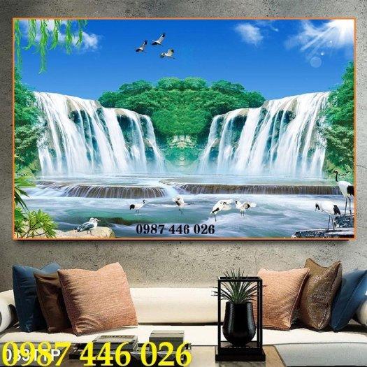 Tranh 3d, gạch trang trí, tranh ốp tường trên gạch  HP28573