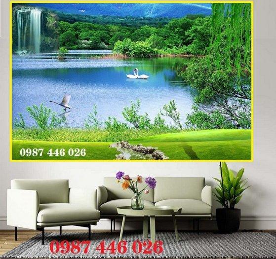 Tranh 3d, gạch trang trí, tranh ốp tường trên gạch  HP28570