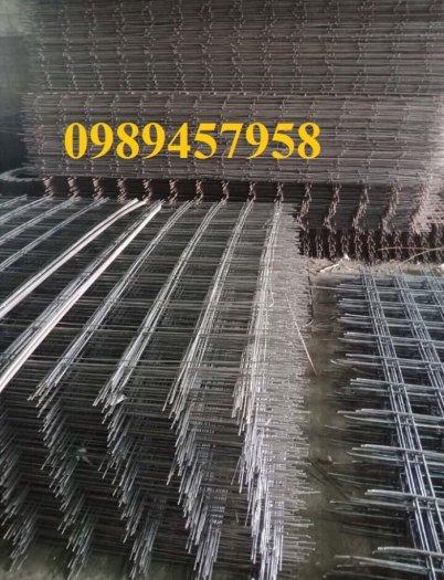 Lưới thép hàn A6, A8, A9, A10 - Lưới hàn chập phi 6, phi 8 và phi 10 a 200x2003