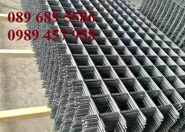 Lưới thép hàn A6, A8, A9, A10 - Lưới hàn chập phi 6, phi 8 và phi 10 a 200x2000