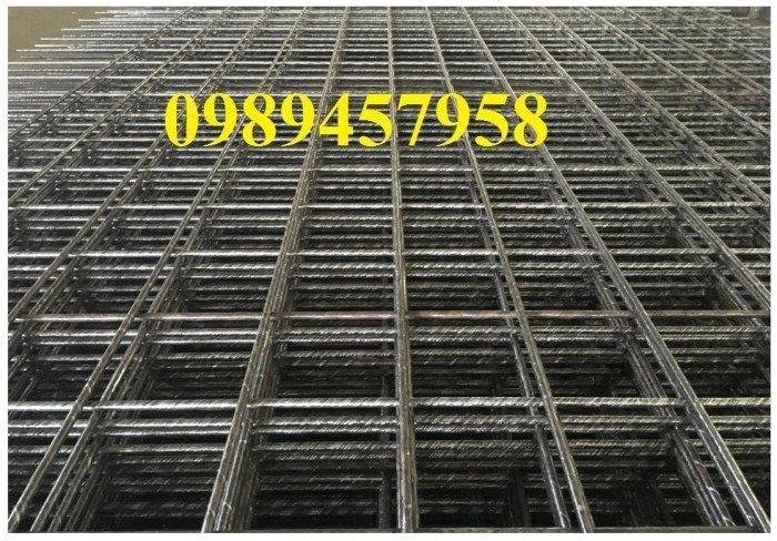 Sản xuất loại lưới thép đổ bê tông công trình A42