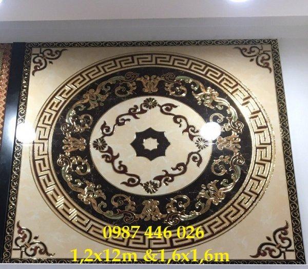 Gạch thảm, gạch sàn, gạch chiếu nghỉ  trang trí HP1205411