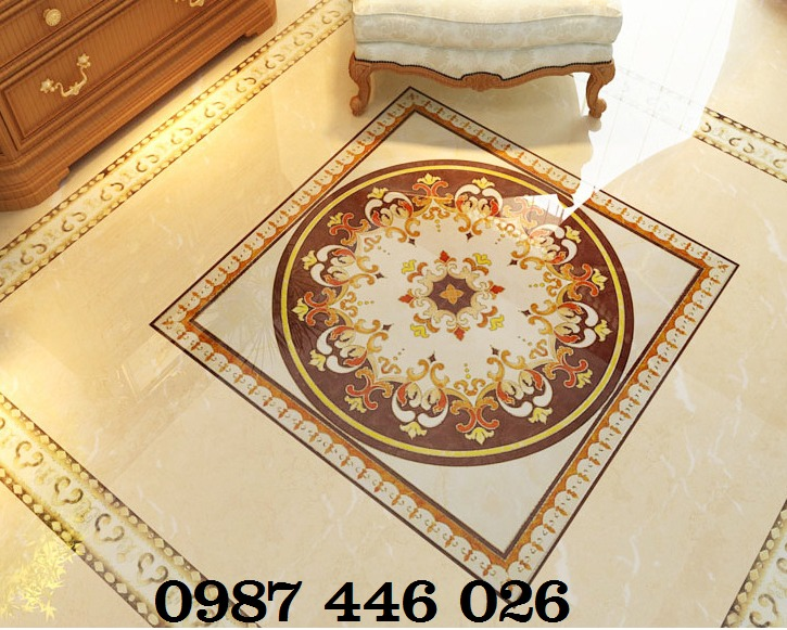 Gạch thảm, gạch sàn, gạch chiếu nghỉ  trang trí HP120543