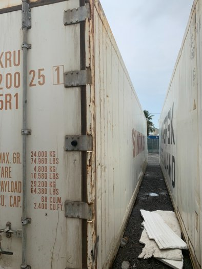 Container lạnh 40feet công suất 7.5HP2