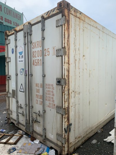 Container lạnh 40feet công suất 7.5HP1