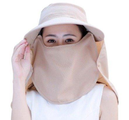 Mũ (nón) golf chống nắng rộng vành, lưỡi chai dành cho nữ5