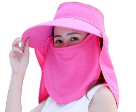 Mũ (nón) golf chống nắng rộng vành, lưỡi chai dành cho nữ4