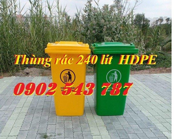 Thanh lý thùng rác y tế đựng rác thải chứa Sars CoV21