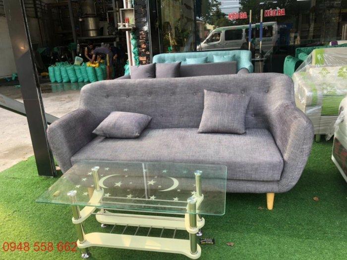 Ghế sofa đẹp cho spa, bộ bàn ghế chờ spa đẹp giá rẻ tại Thuận An, Bình dương3