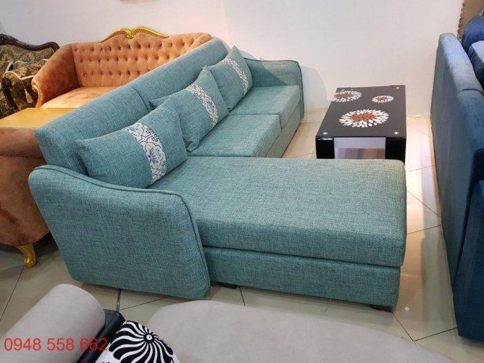 Ghế sofa đẹp cho spa, bộ bàn ghế chờ spa đẹp giá rẻ tại Thuận An, Bình dương1