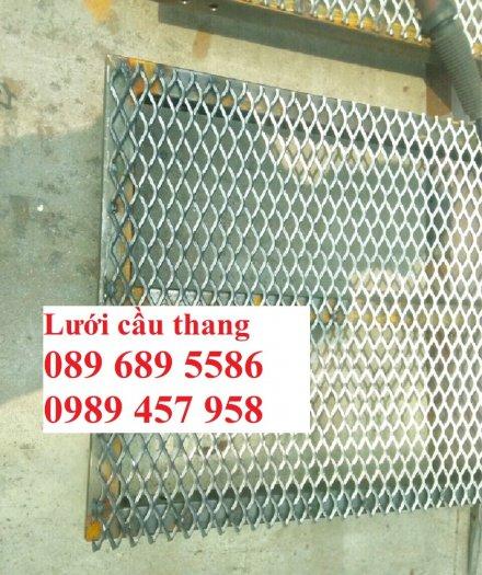 Lưới thép dập giãn, Lưới hình thoi, Lưới mắt cáo, Lưới dập giãn mạ kẽm nhúng nóng11