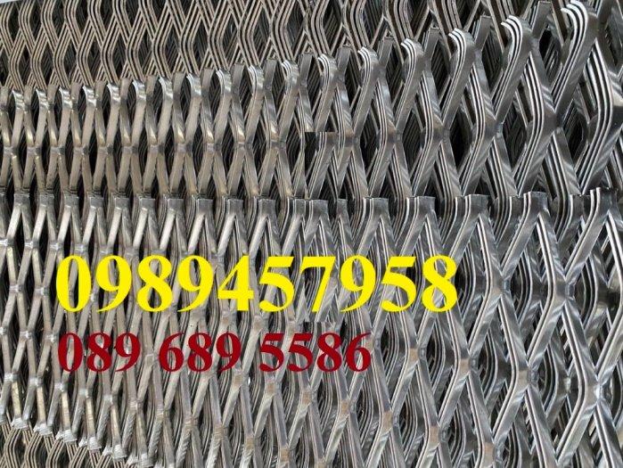 Lưới thép dập giãn, Lưới hình thoi, Lưới mắt cáo, Lưới dập giãn mạ kẽm nhúng nóng7