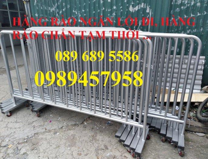 Hàng rào giãn cách, Hàng rào khu cách ly Covid, Hàng rào có sẵn 1mx2m, 1,2mx2m14