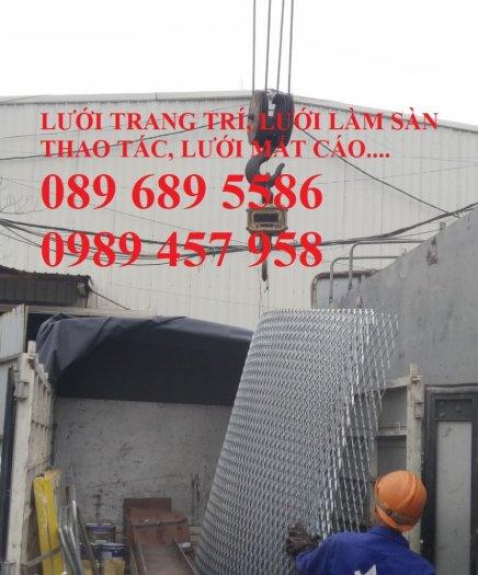 Lưới thép làm lan can nhà, Lưới chắn đường cao tốc, Lưới ngăn ki ốt chợ7