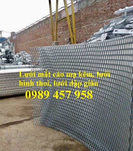Lưới thép làm lan can nhà, Lưới chắn đường cao tốc, Lưới ngăn ki ốt chợ3