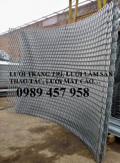 Lưới thép làm lan can nhà, Lưới chắn đường cao tốc, Lưới ngăn ki ốt chợ0