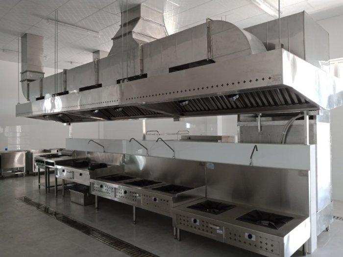 Bếp ga inox công nghiệp 3 họng đốt Hải MInh6