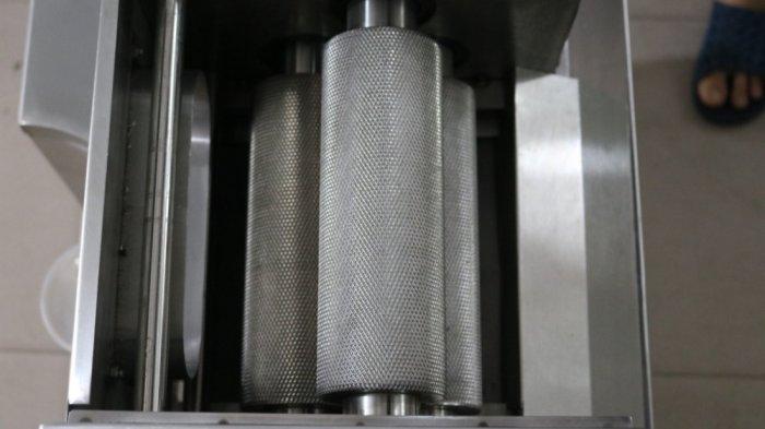 Máy ép mía cao cấp TP1500 - công suất 2HP2