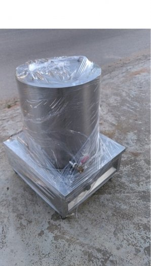Nồi inox điện nấu nước sôi 100 lít Hải Minh HM 01919