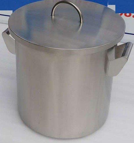 Nồi inox điện nấu nước sôi 100 lít Hải Minh HM 01918