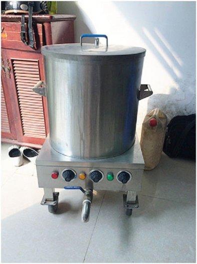 Nồi inox điện nấu nước sôi 100 lít Hải Minh HM 01915