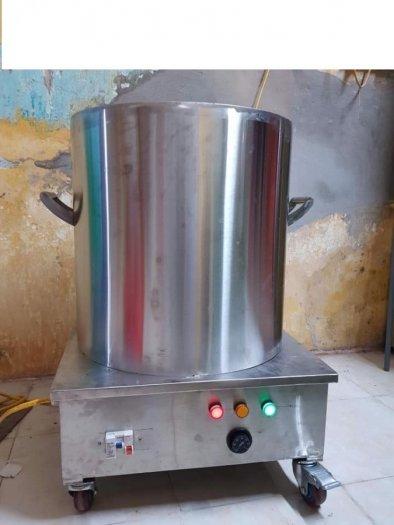 Nồi inox điện nấu nước sôi 100 lít Hải Minh HM 01913
