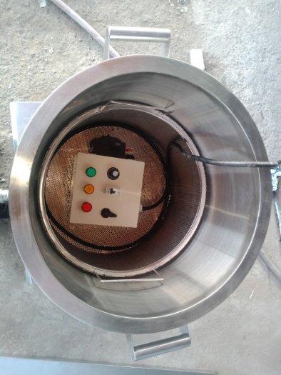Nồi inox điện nấu nước sôi 100 lít Hải Minh HM 0198