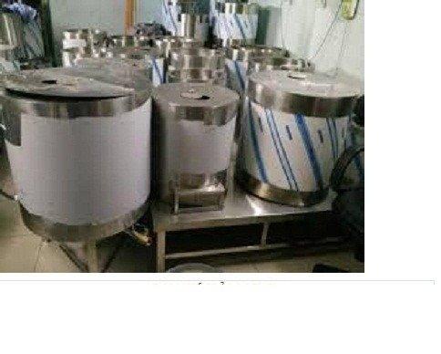 Nồi inox điện nấu nước sôi 100 lít Hải Minh HM 0195
