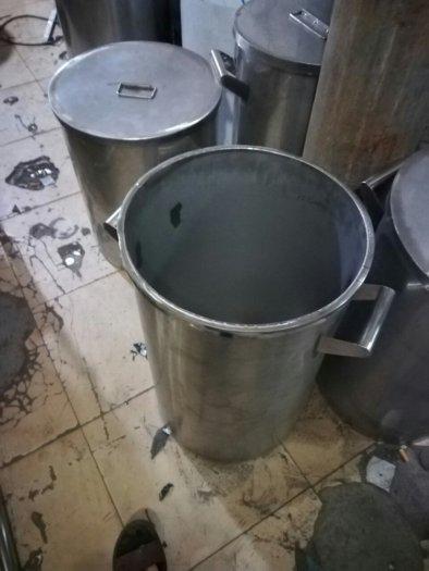 Nồi inox điện nấu nước sôi 100 lít Hải Minh HM 0194