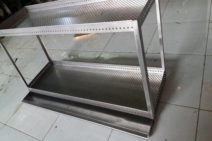 Kệ bếp inox 2 tầng14